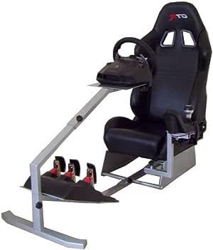 GTR Simulateur de Course Modèle Touring siège de Course Authentique Cockpit de Simulation de Course Chaise Gaming Support Levier de Vitesses.