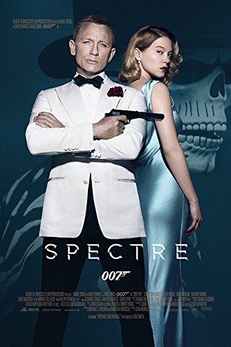James Bond ((Spectre One Sheet Maxi Poster, Bois Dense, Multicolore, 61 x 91,5 cm