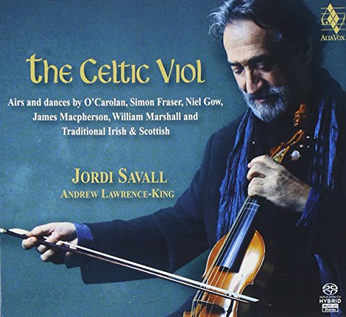 The Celtic Viol - An Hommage to Irish and Scottish Musical Traditions - Jordi Savall Test