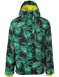 Billabong  - Chaqueta, color green, talla S