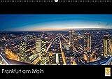 Frankfurt am Main (Wandkalender 2019 DIN A2 quer): Atemberaubende Bilder, die Frankfurt aus verschiedenen Blickwinkeln beleuchten. (Monatskalender, 14 Seiten ) (CALVENDO Orte) - Peter Eberhardt
