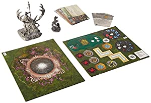 Fantasy Flight Games FFGRWM19 Maegan Cyndewin Expansion Pack: Runewars Miniatures Game, Multicolor
