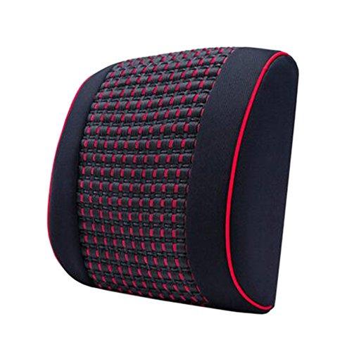 Blancho Coussin de voiture de coussin arrière élégant/soutien de taille de coussin de chaise de bureau #01