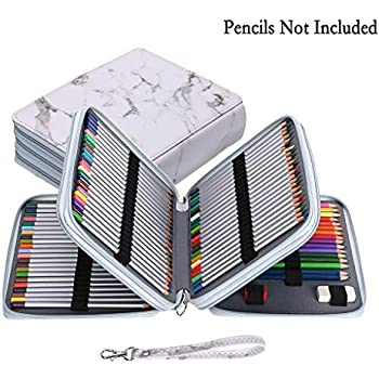 Odibess Coloured Pencil Case 120 Slots Coloured Pencil