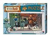 Noris 606031081 - Ritter Rost Puzzle - Prinz Protz, 48 Teile