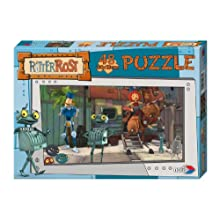 Noris Games 606031081 - Ritter Rost puzzle - Prince Protz, 48 pieces