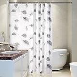Duschvorhänge singt kreativ verdicken sie kunststoff schimmel beweis wasserdicht abgeschnitten tür vorhang vorhang-B