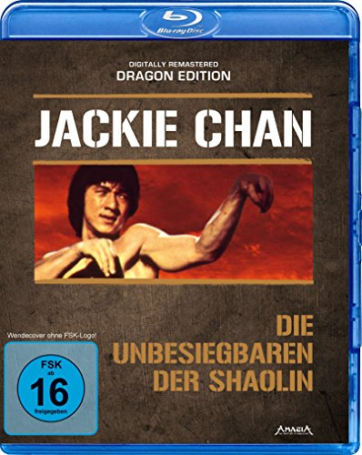 Bild von Die Unbesiegbaren der Shaolin - Dragon Edition [Blu-ray]
