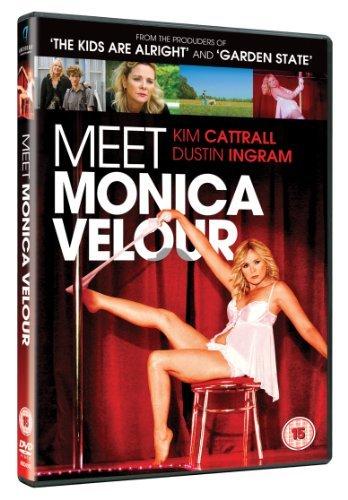 Meet Monica Velour [DVD] by Kim Cattrall
