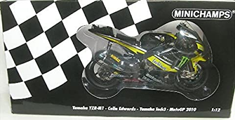 Minichamps 123103005 Yamaha YZR-M1 - Colin Edwards - Moto GP 2010