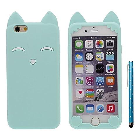 Silicone Coque pour iPhone 6 / iPhone 6S (4.7 Pulgada),