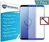Slabo Premium Pellicola Protettiva in Vetro Temperato Samsung Galaxy S9 Full Cover Pellicola Protettiva Schermo Tempered Glass Crystal Clear...