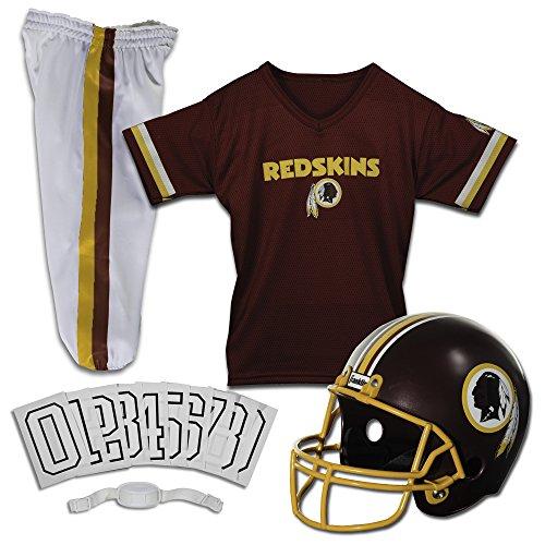 Franklin Sports NFL Deluxe Youth Uniform Set Washington Nationals Helm