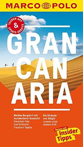 Preisvergleich Produktbild MARCO POLO Reiseführer Gran Canaria: Reisen mit Insider-Tipps. Inklusive kostenloser Touren-App & Update-Service