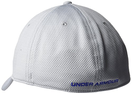 Under Armour Herren Stretchkappe Blitzing II Overcast Grey/Blue