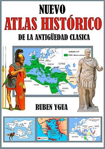 NUEVO ATLAS HISTORICO: DE LA ANTIGÜEDAD CLASICA
