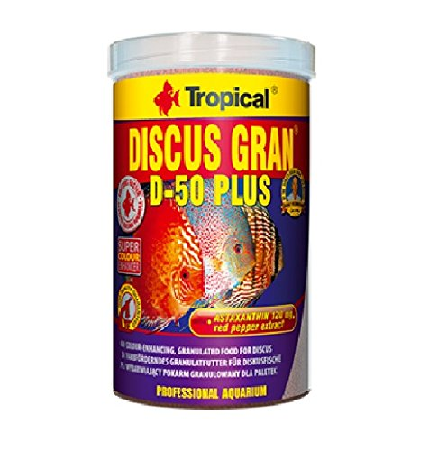 Tropical Discus Gran D-50 Plus, 2er Pack (2 x 250 ml) -