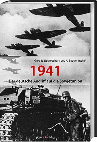 Der deutsche Angriff auf die Sowjetunion 1941: Die Kontroverse um die Präventivkriegsthese
