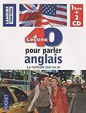 40 leçons pour parler anglais [livre-CD] : la méthode tout en un | Marcheteau, Michel. Auteur