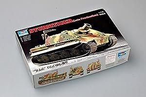 Trumpeter - Maqueta de Tanque Escala 1:350 (9580210000000)