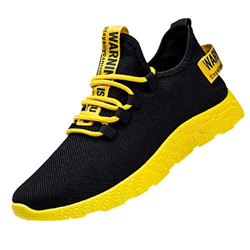 MISSQQSneakers da Uomo Casual Walking Slip On Blade Scarpe Sportive all'aperto Scarpe da Ginnastica da Ginnastica