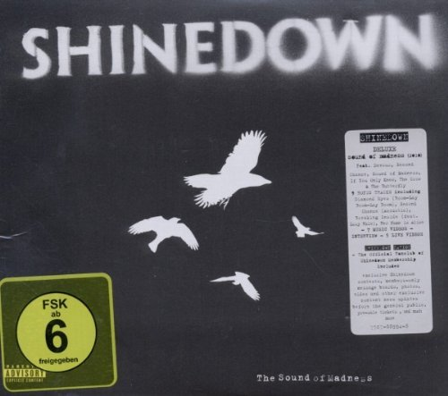 The Sounds Of Madness [Deluxe Edition] By Shinedown (2010-11-22)