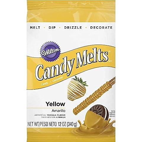 Candy Melts 12oz-Yellow
