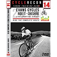CR14: Evans Cycles RIDE IT Cheshire Sportive - Turbo Training DVD - Full Route