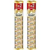 Gourmet Gold Katzenfutter Eiersouffle mit Lachs 16 plus 4 Dosen (20 x 85 g)
