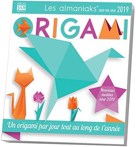 Almaniak Activités Origami 2019