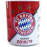 FC Bayern Tasse Unterschriften/Signatur