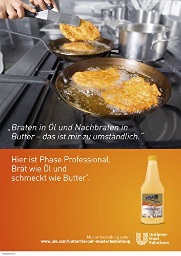 Phase Professional – Butterflavor Bratöl - 5