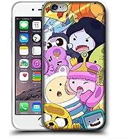 LPODMNVER HDA Funda iPhone 7 8 Case HM52PV Casing Clear Transparent,Dirt Resistant Anti-