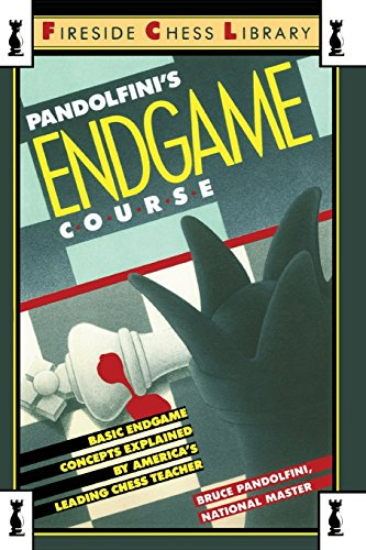 Pandolfini's Endgame Course (Fireside Chess Library)