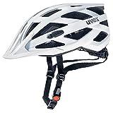 Uvex Fahrradhelm I-Vo Cc, White Mat, 52-57, 4104230715