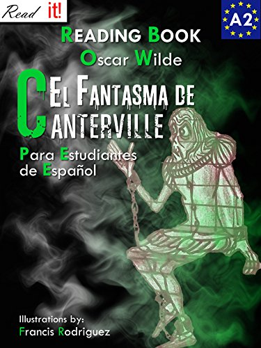 El Fantasma de Canterville para estudiantes de español. Libro de lectura: The...