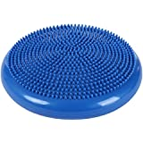 Zorbes Twist Balance Disc Board Pad Inflatable Foot Massage