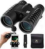 Best Binoculars For Stargazings - Compact Binoculars for Adults Bird Watching Hunting Stargazing Review