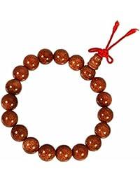 a9c8066643d3 Pulsera Charms Serpiente Joya Piedra Natural Ágata 10mm Mujer Naranja Nudo  Tibetano Olus