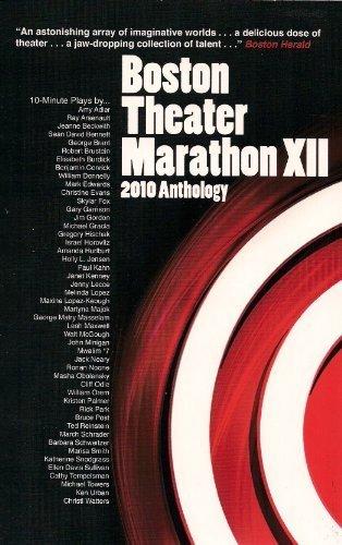 Boston Theater Marathon XII by Kate Snodgrass (2011-06-01)