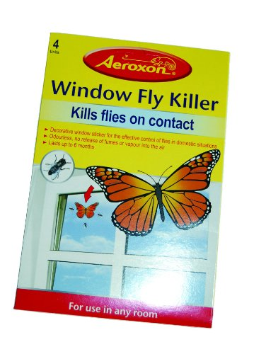 agralan-aeroxon-mx171-papillon-fenetre-fly-killer-lot-de-4