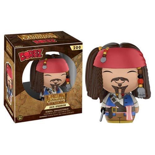 Funko Dorbz: Pirates of The Caribbean - Jack Sparrow...