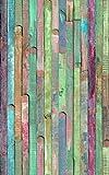 Unbekannt d-c-fix, Folie, Design Rio buntes Holz, selbstklebend, 45 x 200 cm