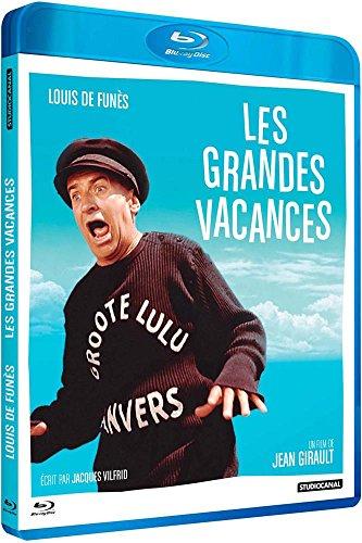 Les Grandes vacances [Blu-ray]