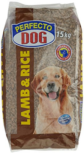Perfecto Dog Lamm & Reis, 1er Pack (1 x 15 kg)