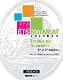 BTS Notariat - Volume 2, Techniques notariales