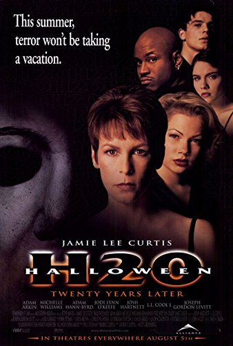 Halloween: H2O Movie Poster (68,58 x 101,60 cm)