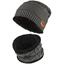 Magic Zone Conjunto de Bufanda y Gorros d6628175527