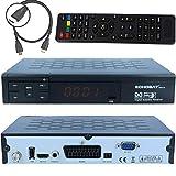 Echosat 20700 - HD Sat Receiver digitaler Satelliten-receiver...