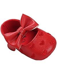 b1c298b8da6 Amazon.es  Rojo - Zapatos para bebé   Zapatos  Zapatos y complementos
